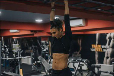 Personal Trainer Dubai Female Coach Milana