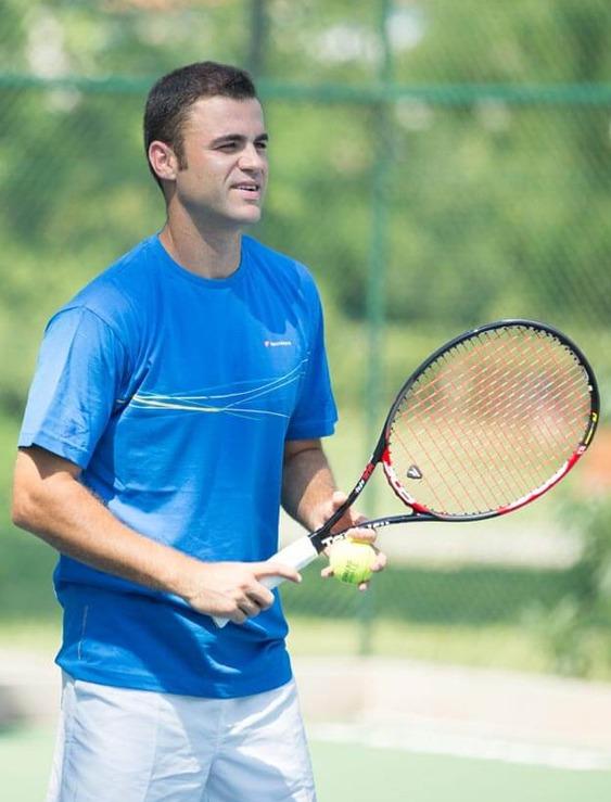Personal Trainer Dubai Tennis Coach Dusan