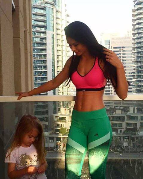 Hot Mommy Makeover - Personal Trainer Dubai