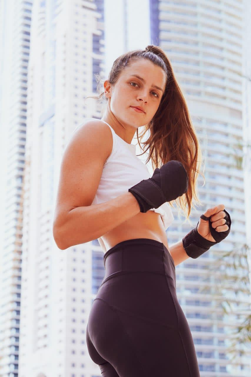 Personla trainers Dubai Gwen