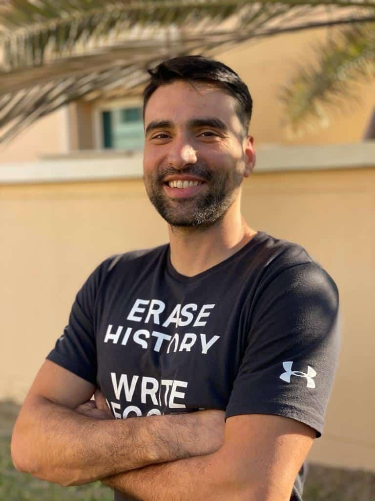 Brane Dubai personal trainer