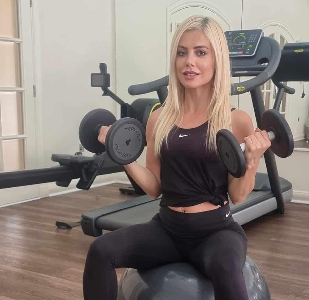 Weight loss Jovana