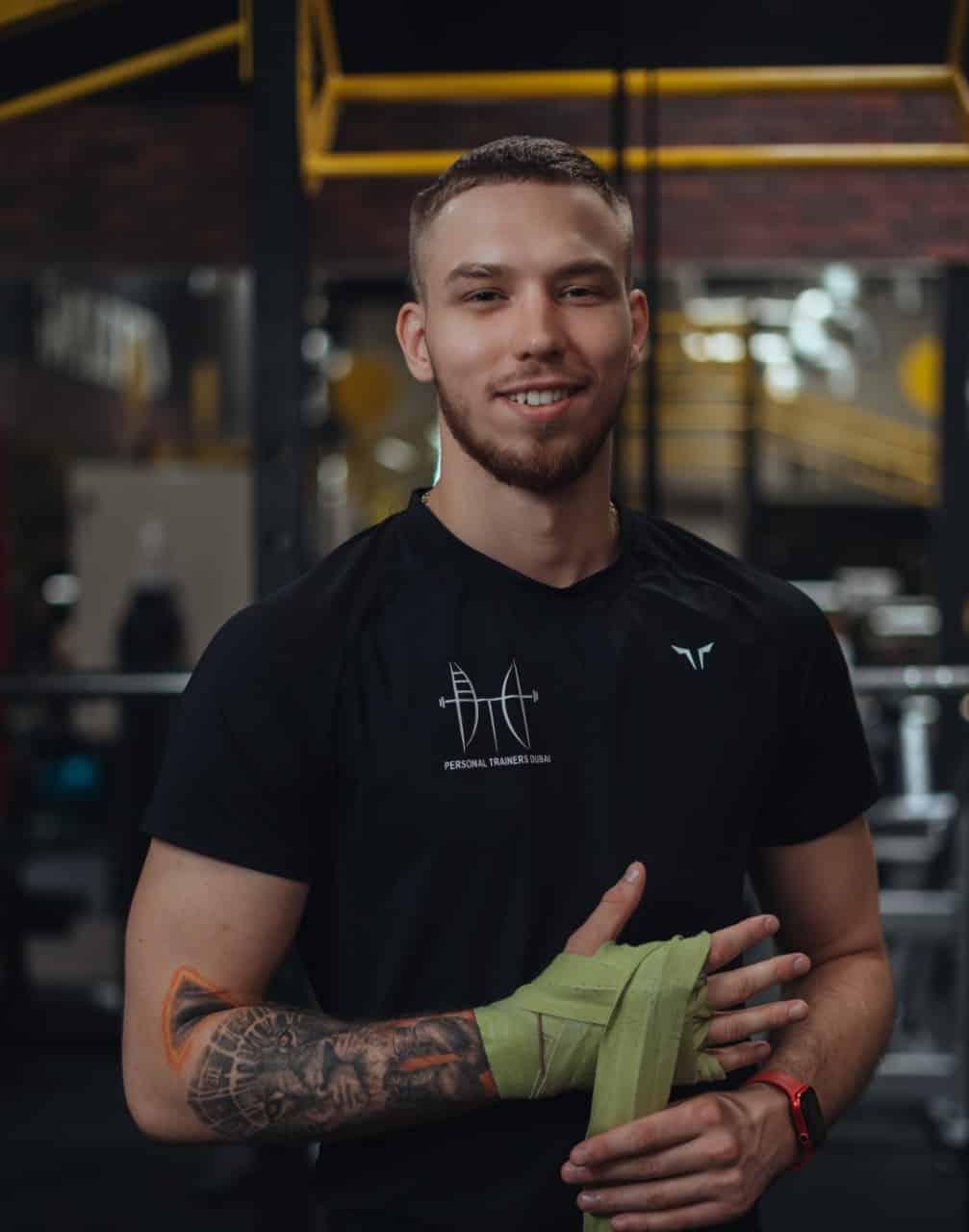 Dubai Trainer Andrey